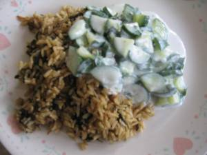 Brown Rice Methi Pulao